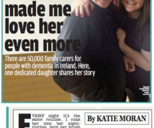 13th of November 2015: A fabulous, honest and heartfelt article about a wonderful family very close to our hearts.