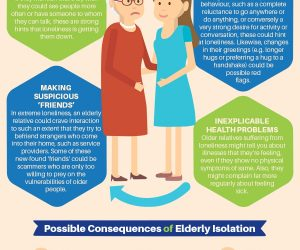 How to Avoid & Overcome Loneliness in Old Age