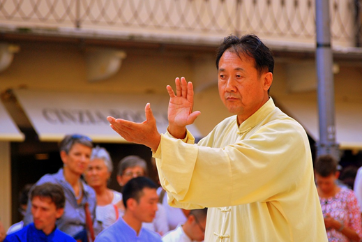Tai Chi is a great activity for older adults